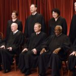Photo: US Supreme Court Justices